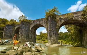 Malagonlong Bridge Tayabas Quezon